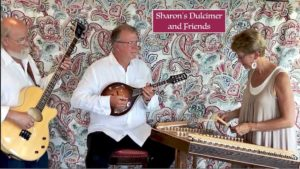 Holiday Magic w/ Sharon Broyles Dulcimer Trio